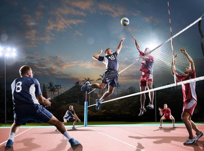 История возникновения волейбола